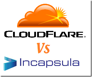 cloudflare vs incapsula